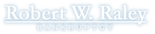 Robert W. Raley Bankruptcy